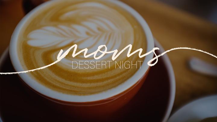 moms Dessert Night Fall 2019 logo image