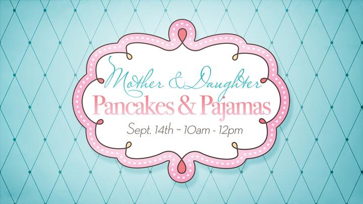Pancakes & Pajamas! logo image