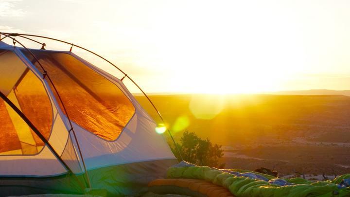 Camping Trip logo image