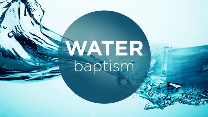 Water Baptismal and Picnic! logo image