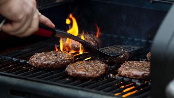 End of Summer BBQ logo image