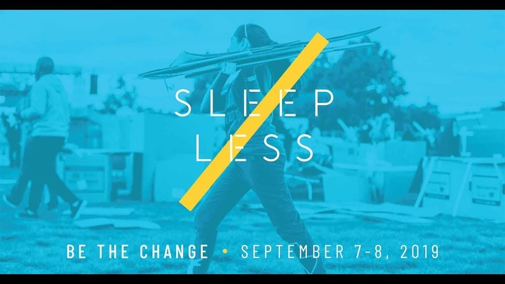 Sleepless San Diego 2019 logo image