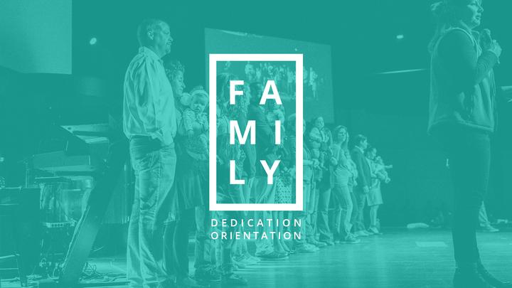 Family Dedication Orientation (Fall) logo image