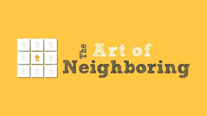 The Art of Neighboring logo image
