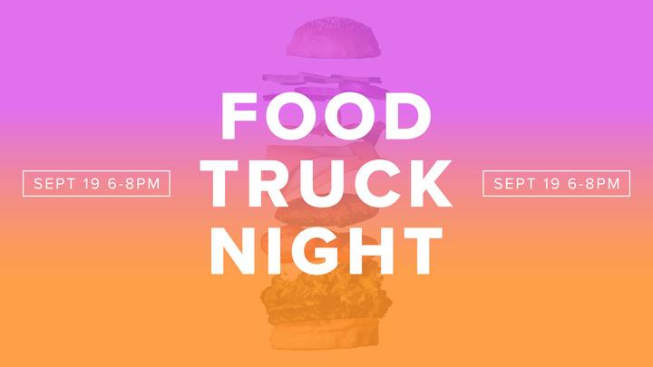 Food Truck Night logo image