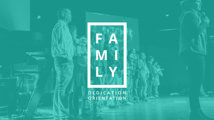 Family Dedication Orientation (Winter) logo image