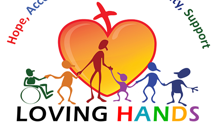 Loving HANDS logo image