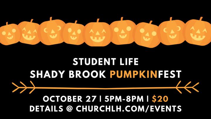 STUDENT LIFE | SHADY BROOK FARMS logo image