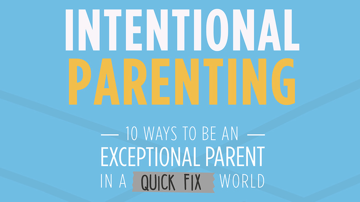 Intentional Parenting logo image