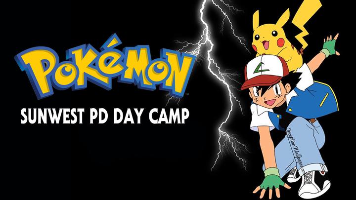 Pokemon PD Day Camp - November 22nd, 2019 logo image