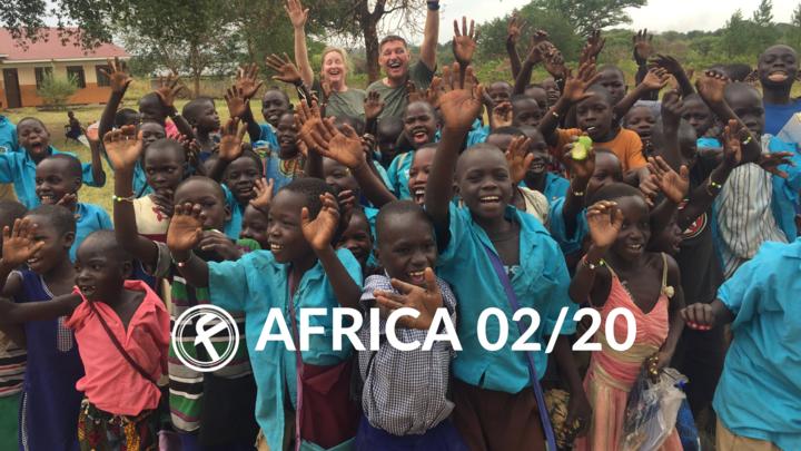 Africa 02/20 logo image