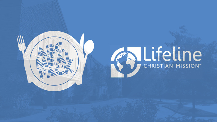 ABC (All Because of Christ) Meal Pack logo image