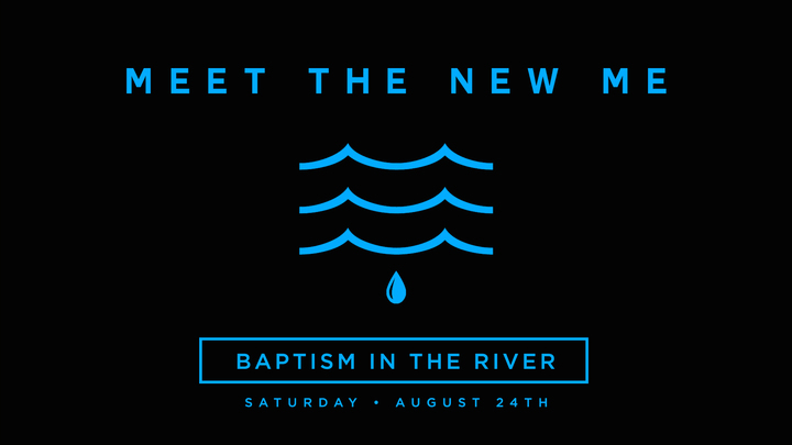 Baptism at the River logo image