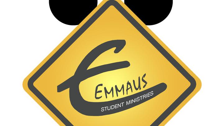 Emmaus Disneyland Fall Retreat logo image