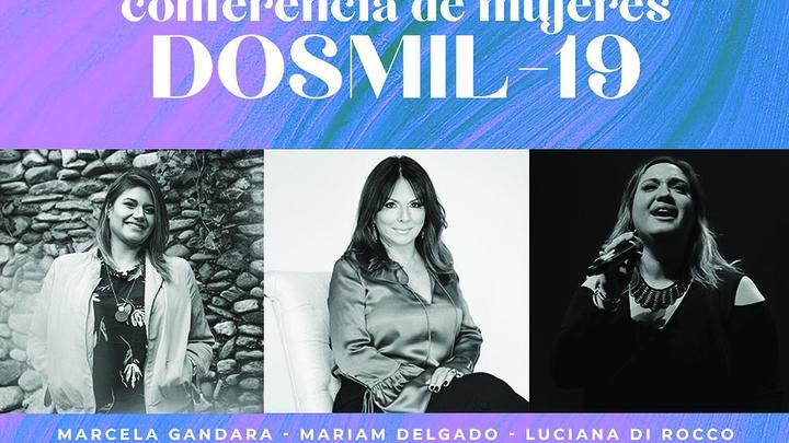 - CONFERENCIA DE MUJERES DOSMIL-19 - logo image
