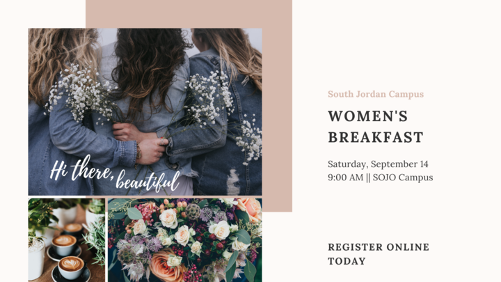 Women's Breakfast | South Jordan logo image