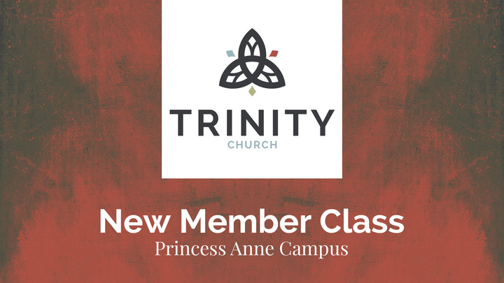 Princess Anne Campus New Member Class  logo image