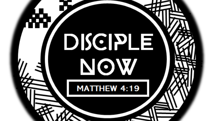 Fall Disciple Now logo image