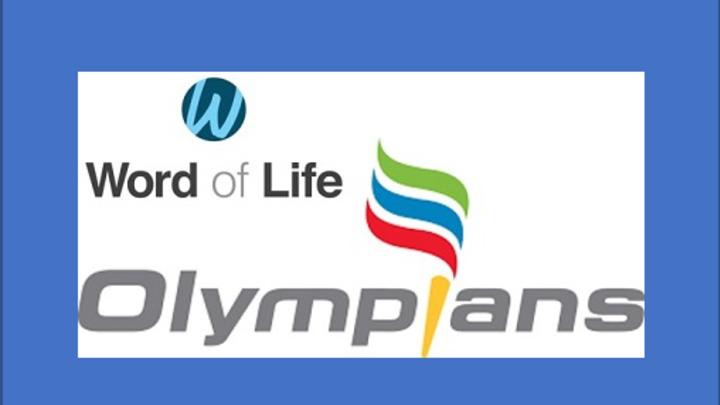 Olympians logo image