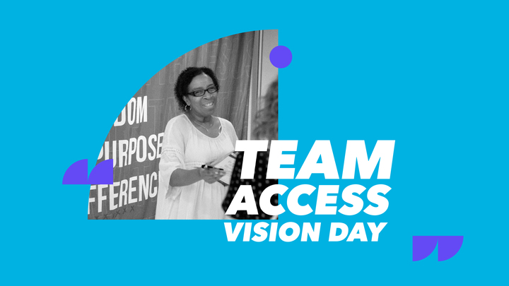 Team Access Vision Day logo image