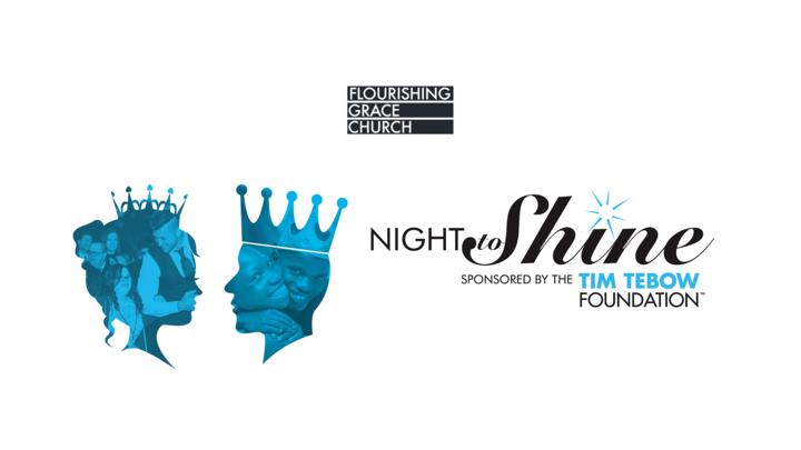 Night to Shine Interest Meeting logo image