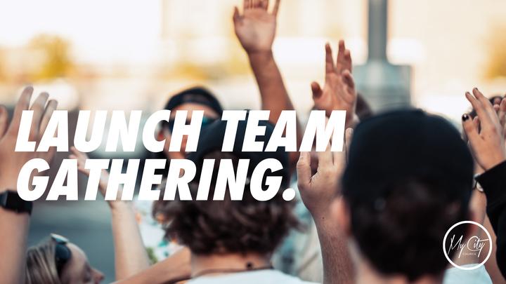 Launch Team Gathering logo image