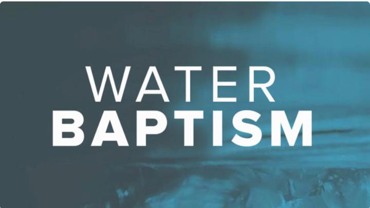 West Campus: Water Baptisms logo image