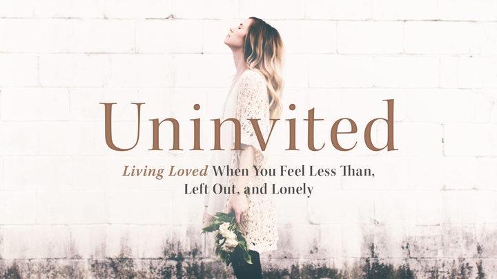 Women | Central | Uninvited by Lysa TerKeurst | Tues PM or Wed AM logo image