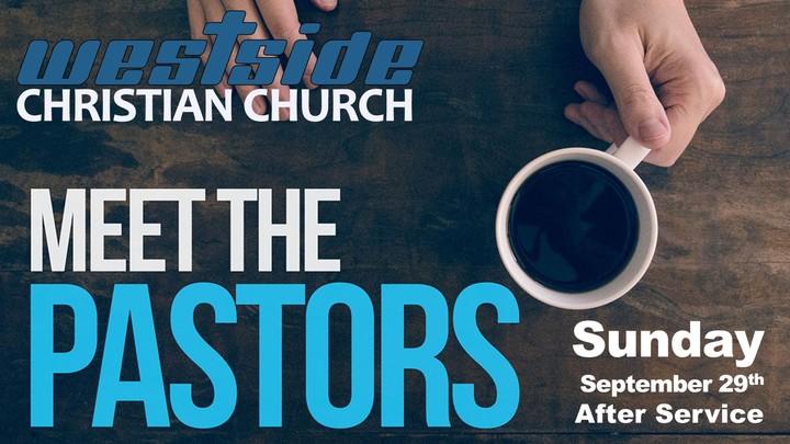 Meet The Pastors logo image