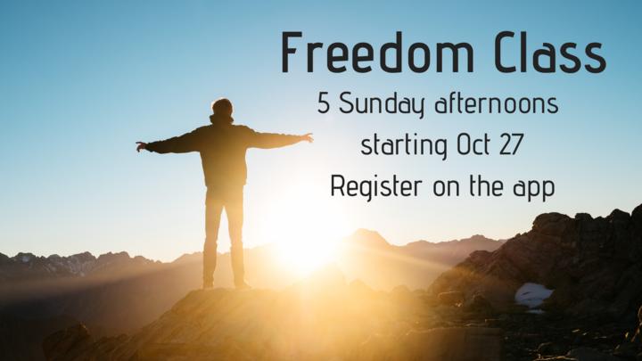 Freedom Class  logo image