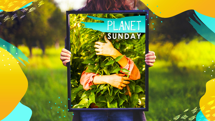 Planet Sunday logo image