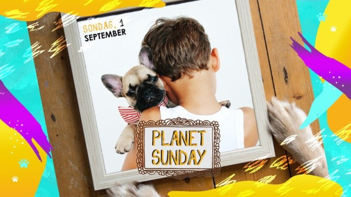 mKidz Planet Sunday logo image