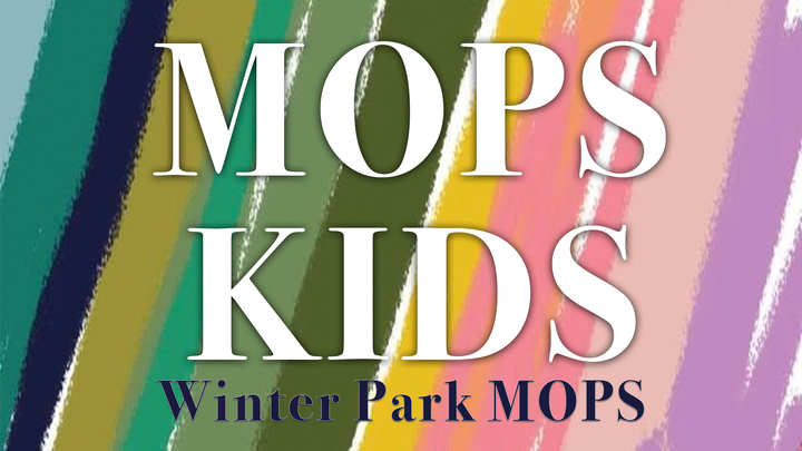 MOPS Kids logo image