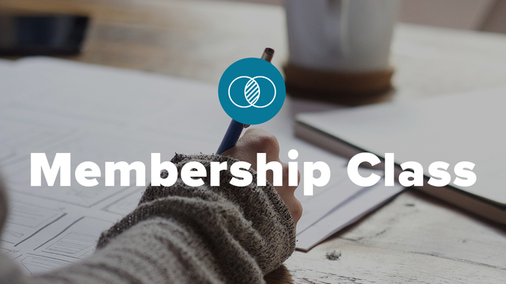 Membership Class (November 2019) logo image