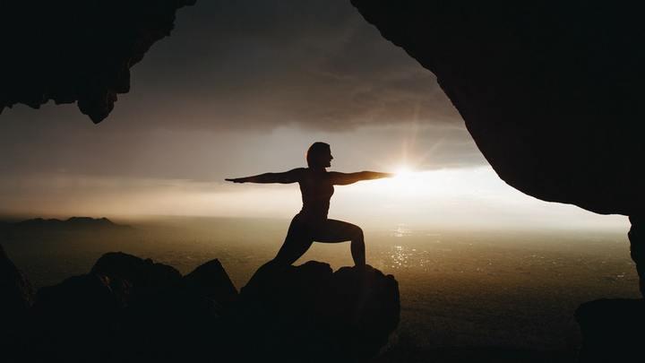 Level 1 Holy Yoga logo image