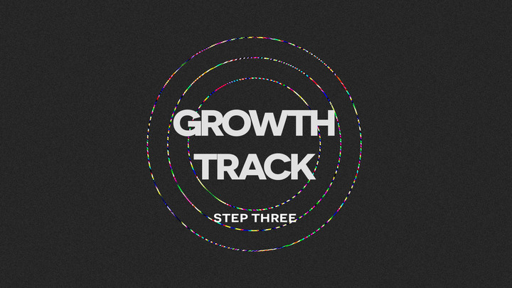 Growth Track: Step Three logo image