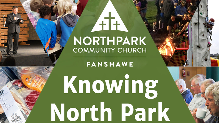 Knowing North Park Fall 2019 logo image
