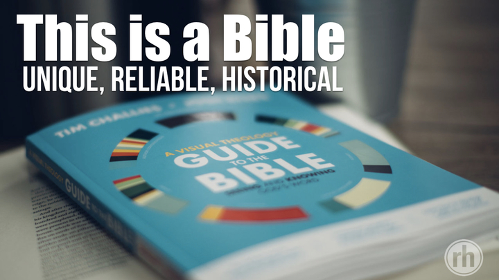 This is a Bible | Unique, Reliable, Historical logo image