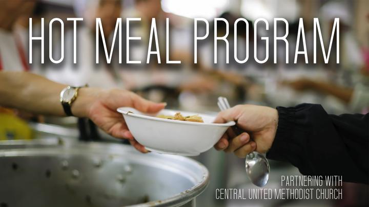 Hot Meal Program logo image