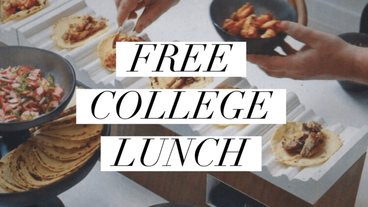 College Student Lunch logo image