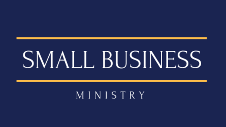 Small Business Ministry Meeting logo image