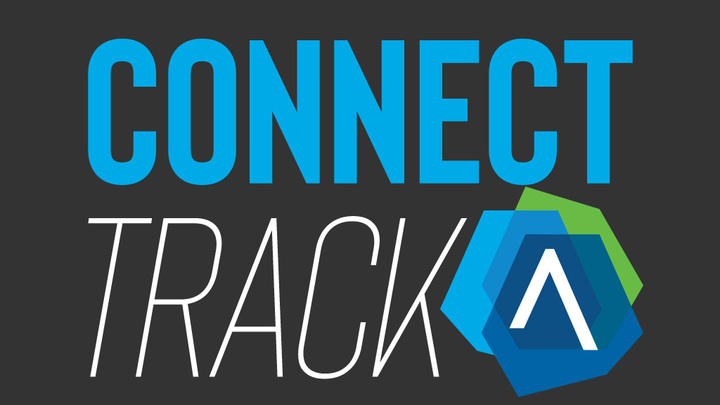 October Connect Track logo image