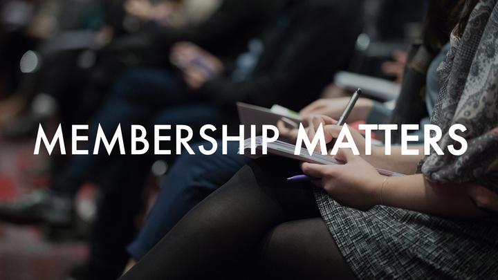 Membership Matters | Lunch & Class logo image