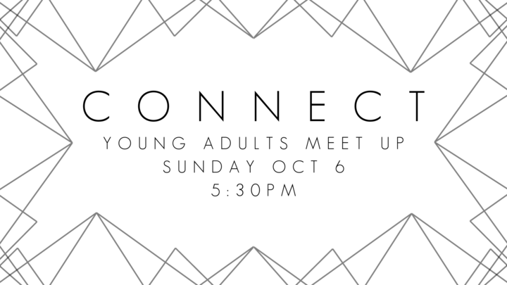 CONNECT Young Adults Meet-Up logo image
