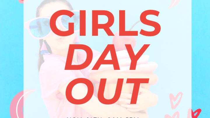 Girls Day Out logo image