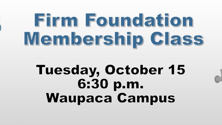 Firm Foundation - WP logo image