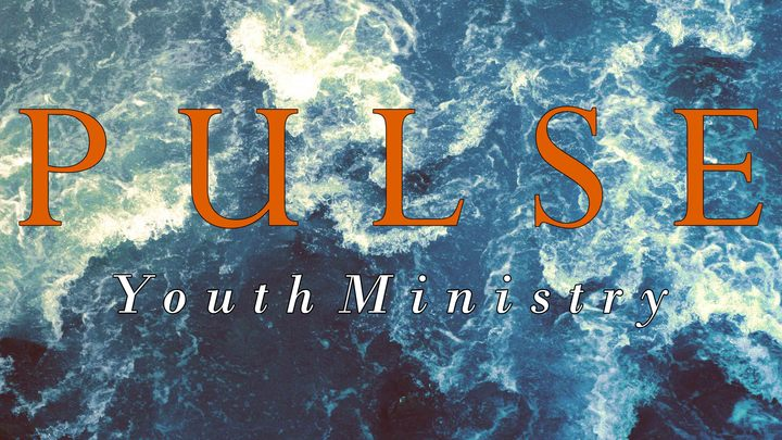 PULSE Youth Ministry 2019-2020 logo image