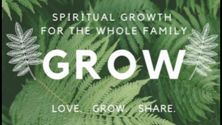 GROW, Wednesday Night Classes logo image