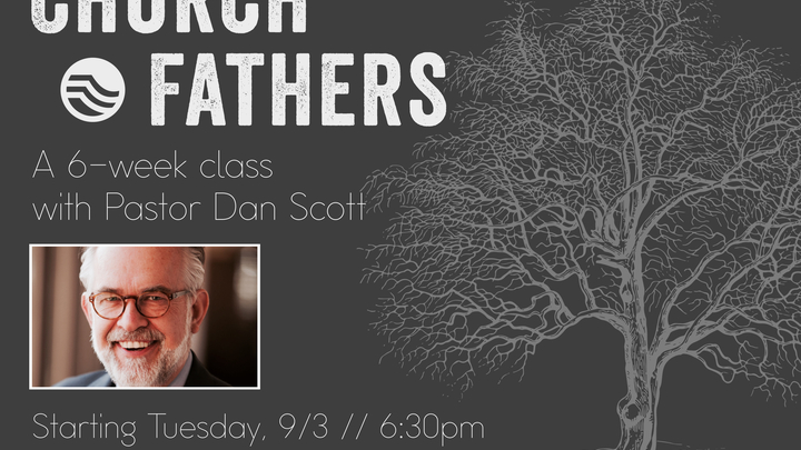 Discovering Early Church Fathers with Dan Scott logo image