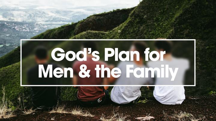 God's Plan for Men & the Family logo image